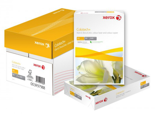 Xerox Colotech 90 gram A4 2500 ark