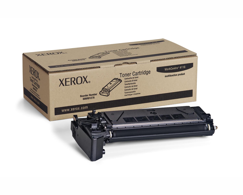 XEROX svart toner 8.000 sidor