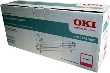 OKI trumma 01247402 original magenta 20 000 sidor