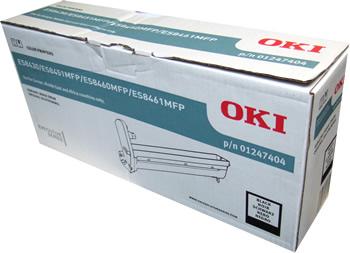 OKI trumma 01247404 original svart 20 000 sidor