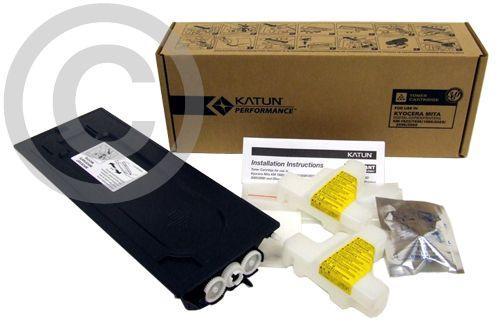 KATUN svart Toner Kit 870g/ Cartridge