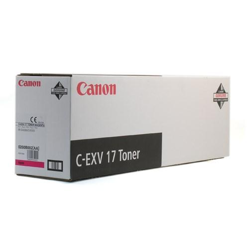 CANON Magenta toner Type C-EXV 17