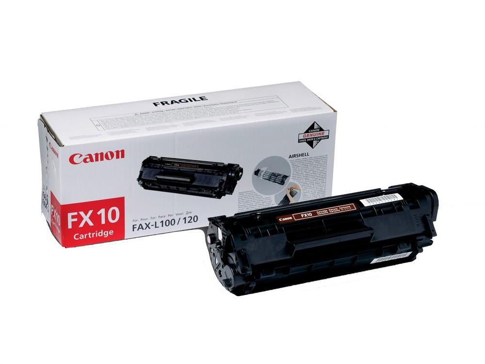 CANON FX10 toner original svart 2.000 sidor