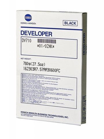 KONICAMINOLTA svart developer