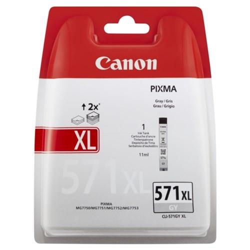 Canon bläckpatron 0335C004 original grå 11 ml