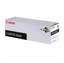 CANON svart toner C-EXV15