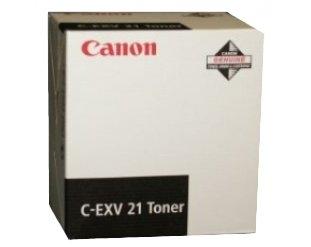 CANON svart toner Type C-EXV21