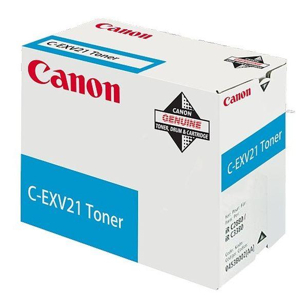 CANON Cyan toner Type C-EXV21