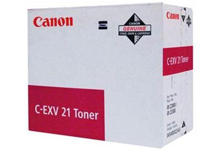 CANON Magenta toner Type C-EXV21