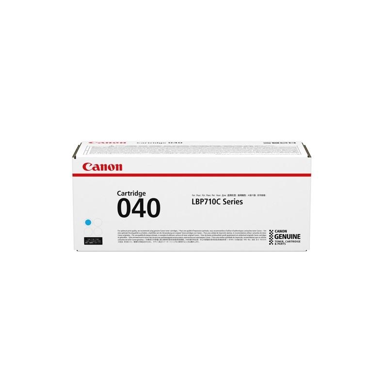 CANON toner 040C oirinal cyan 5400 sidor
