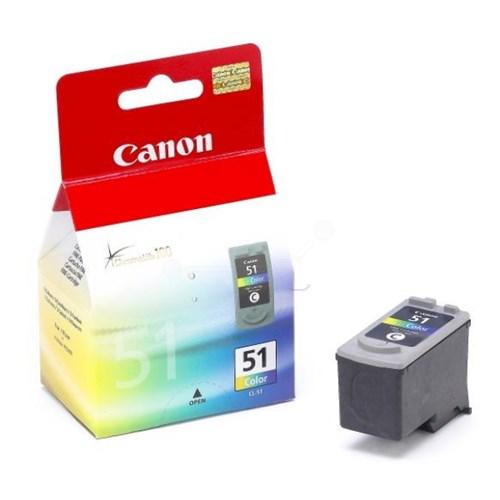 CANON CL-51 färgbläckpatron 21 ml
