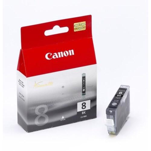 CANON CLI-8 svart bläckpatron 13 ml