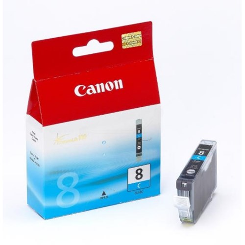 CANON CLI-8 cyan bläckpatron 13 ml