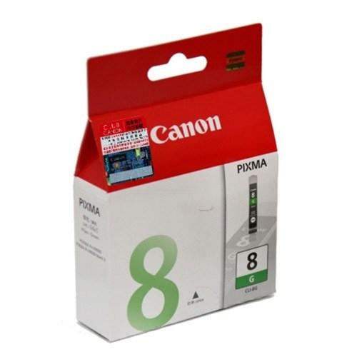 CANON CLI-8G grön bläckpatron