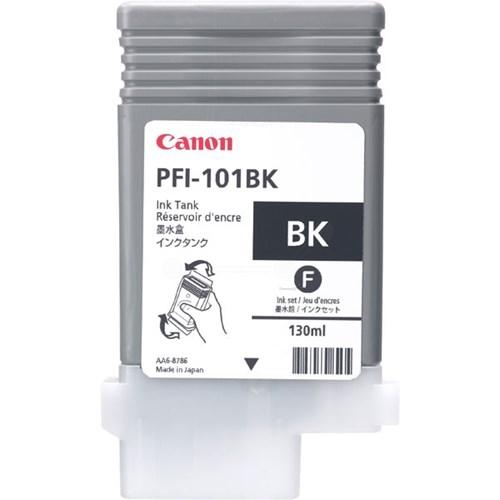 CANON svart bläckpatron 130 ml (PFI-101)