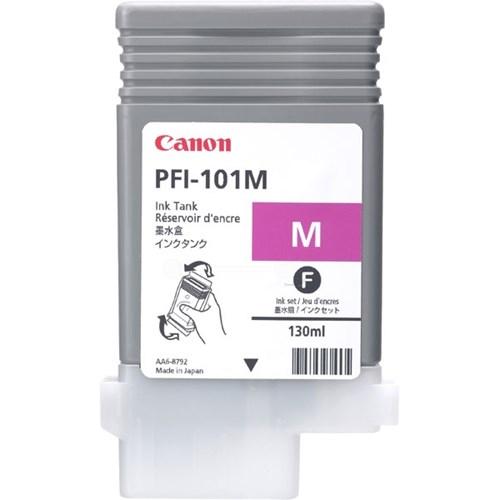 CANON Magenta bläckpatron 130 ml (PFI-101)