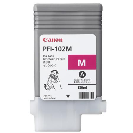 CANON Magenta bläckpatron 130 ml (PFI-102)