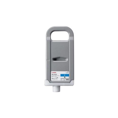 CANON Cyan bläckpatron 700 ml (PFI-701)