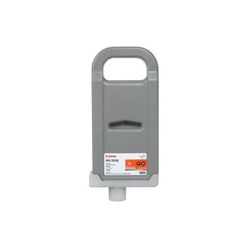 CANON röd bläckpatron 700 ml (PFI-701)