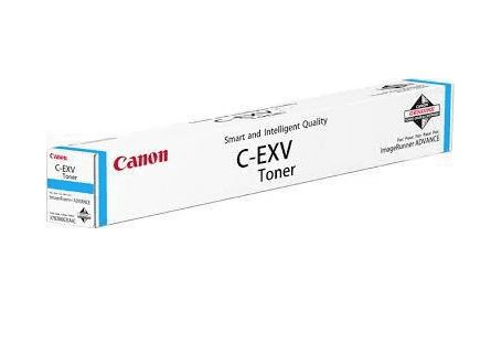 CANON toner 0999C002 original cyan  66 500 Sidor