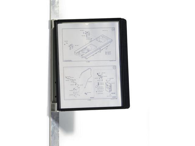 Väggställ VARIO Magnet kompl med 5 pane