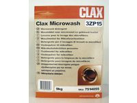 Tvättmedel Clax Microwash 3ZP15 9kg
