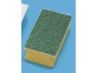 Rengöringssvamp TASKI grön 7x15cm 10/FP