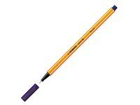 Fineliner STABILO Point 88 nattblå á (10st)