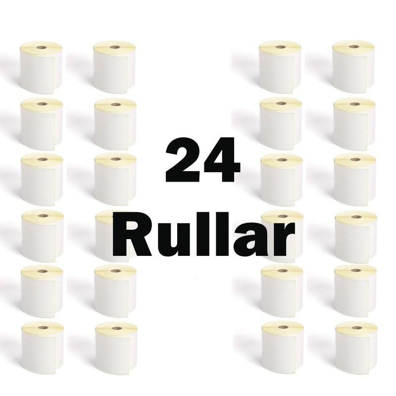 Etikett termo 101x76mm 24x930 ST (ETE102x76,2PP) (24 RULLAR)