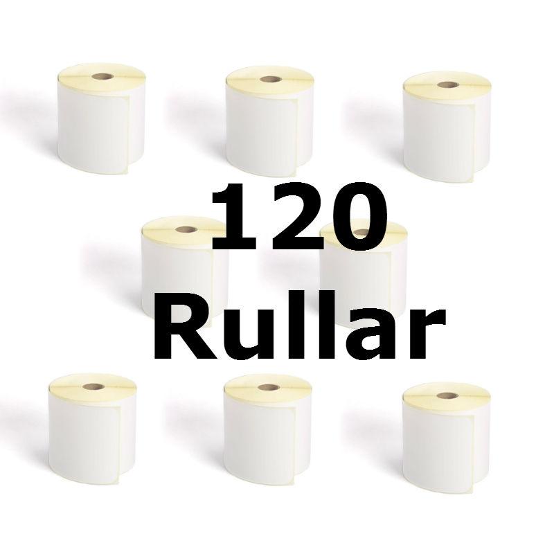 Etikett termo 101x76mm 120x930 ST ETE102x76,2PP (120 RULLAR/ 10 KRT))