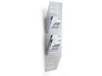 Blankettfack Flexiboxx A4S 12-fack tran