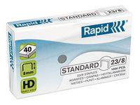 Häftklammer RAPID Standard 23/8 1000/FP
