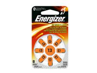 Batteri ENERGIZER hörsel 13 orange 8/FP