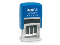 Datumstämpel COLOP Printer 160 'Betald'