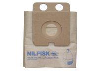 Dammsugarpåse NILFISK GD5 rygg 5/FP
