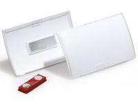 Namnskylt Clic Fold magnet 90x54mm 10/F