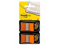 Index POST-IT dubbelpack 2x50flik orang á (6st)