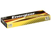 Batteri ENERGIZER Industrial AA 10/FP