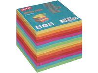Blockkub refill randig papp 90x90x90 70