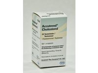 ACCUTREND Kolesterol 25/FP