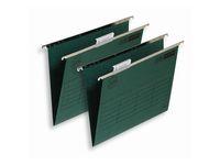 Hängmapp ELBA Vertic Folio 30mm grön á (50st)