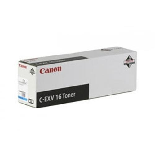 CANON Cyan toner 550 gram Type C-EXV16