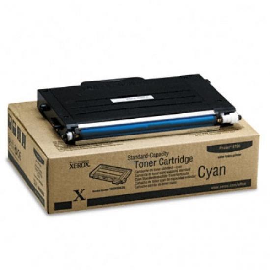 XEROX toner 106R00676 original cyan 2.000 sidor