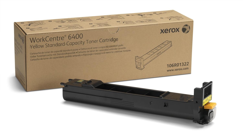 XEROX gul toner 8.000 sidor