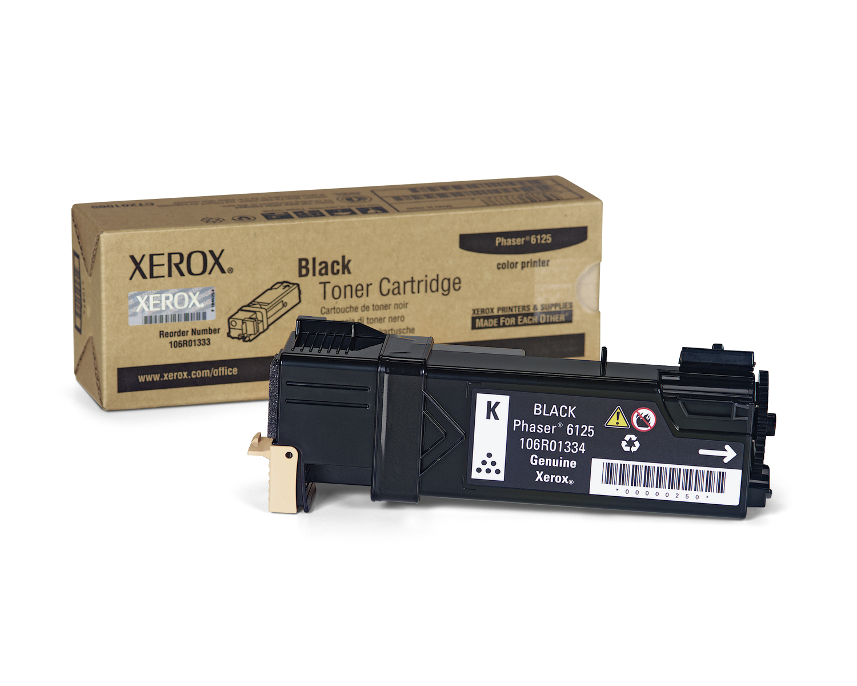 XEROX svart toner 2.000 sidor