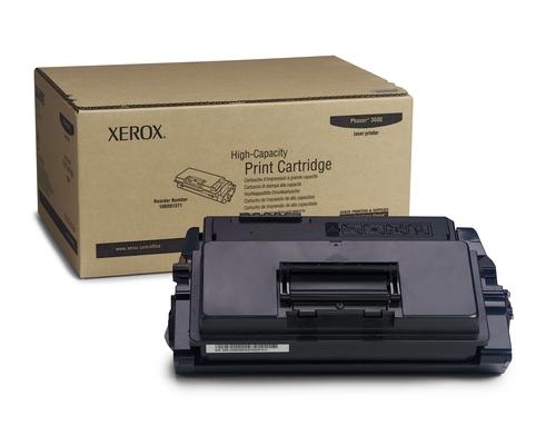 XEROX svart toner 14.000 sidor
