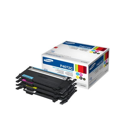 Samsung Rainbow Kit CLT-P4072C