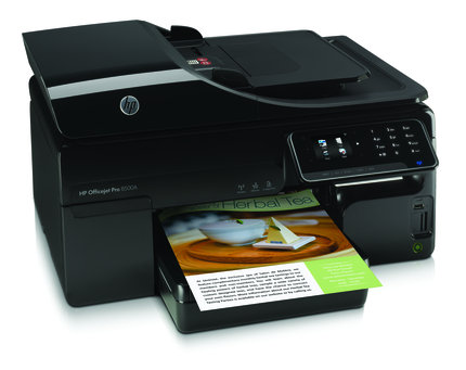 HP Officejet Pro 8500A eAIO multifunktionsskrivare