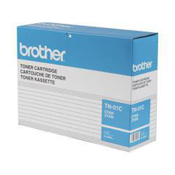 TN-01C - Brother toner TN-01C original cyan 6.000 sidor