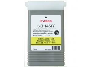 CANON gul bläckpatron 130 ml (BCI-1451Y)